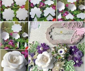 diy, paper craft, and tutorial image