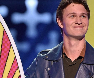 teen choice awards and ansel elgort image