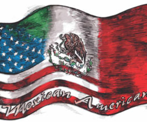 mexican american image