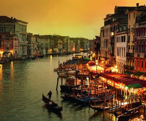 venice, italy, and boats image