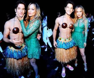 tyler posey, jlo, and Jennifer Lopez image