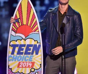 tca, ansel elgort, and teen choice awards image