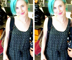 hayley and paramore image