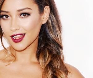 actress, hot girl, and lipstick image