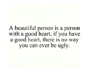 quote, beautiful, and heart image