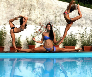 bikinis, body, and fit image