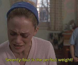 girl interrupted, ana, and anorexia image