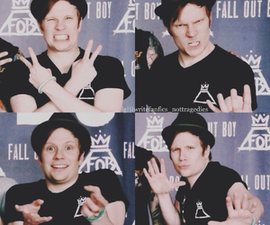 fall out boy, patrick, and boy image