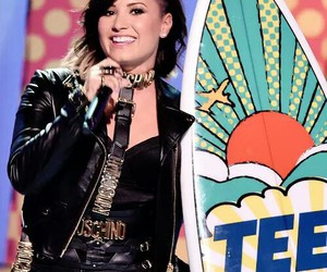 demi lovato, teen choice awards, and demi image