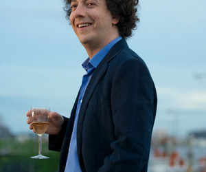 french actor, guillaume gallienne, and comédie-français image