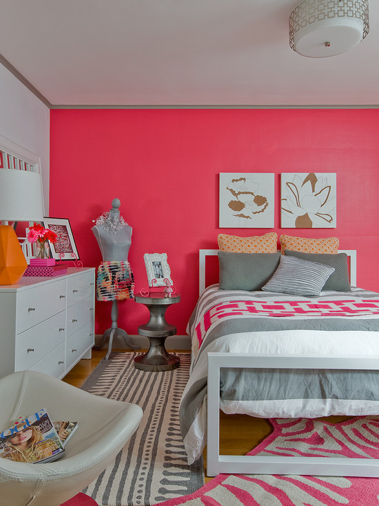 Teen Room Designs Pink Room Color Ideas For Girls Use Sshock Pink Wall Color For Teenage Girl Bedroom Paint Ideas And Grey To Blend And Harmonize Fmihc