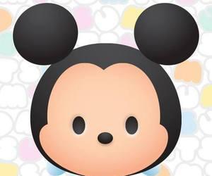 kawaii, mickey mouse, and tsum image