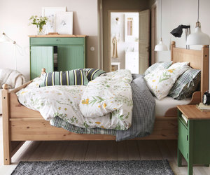 bedroom, room, and ikea image