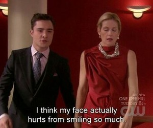 gossip girl, chuck bass, and funny image