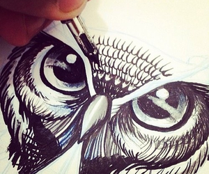 beautiful, drawing, and draw image