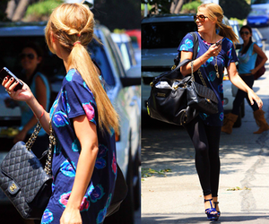 lauren conrad, bag, and chanel image