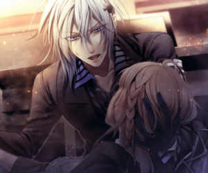 heroine, ikki, and amnesia image