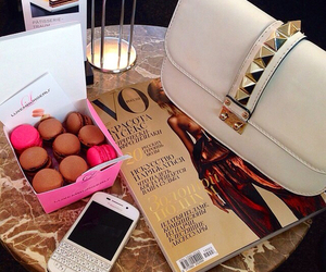 vogue, bag, and luxury image