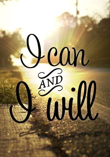 i can and i will via tumblr on we heart it