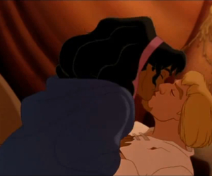 disney, hunchback of notre dame, and esmeralda image