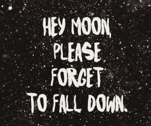 panic! at the disco, Lyrics, and moon image
