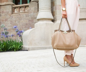 bag, lovely, and fashion image