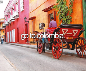 colombia, Dream, and place image
