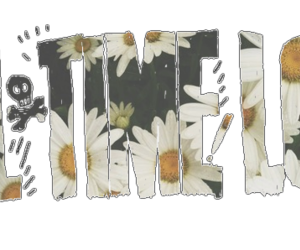all time low, floral, and atl image