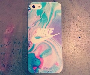 nike, case, and iphone image