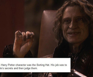 character, funny, and harry potter image