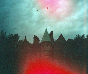 vintage, photography, and castle image