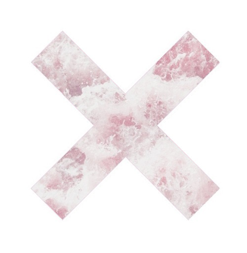 pink, x, and cross image