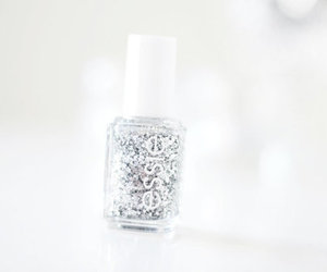 essie, glitter, and nails image
