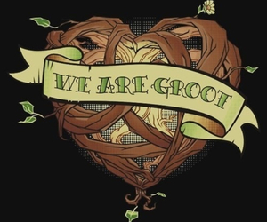 groot and we are groot image