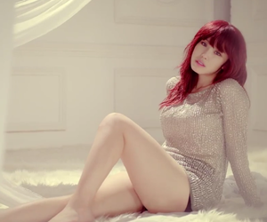 secret, i'm in love, and hyosung image