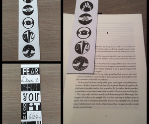 amity, book, and bookmark image