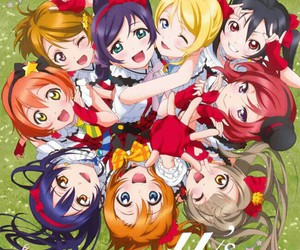 love live! and school idol project image