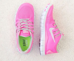fabulous, girly, and nike image