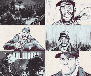 comic, the walking dead, and twd image