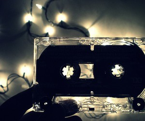 lights and cassette image