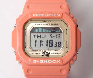 watch, pink, and g-shock image