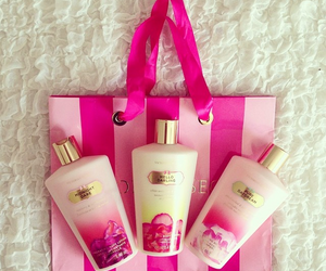 body lotion, hello darling, and vs image