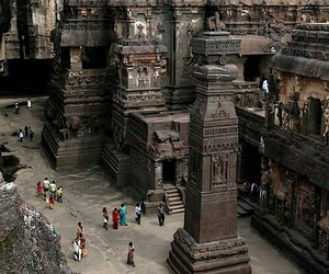 india, Temple, and travel image