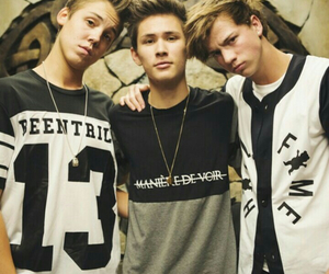 taylor caniff, carter reynolds, and matthew espinosa image