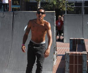 julian, bah, and blading cup image