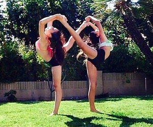 cheer, flexibility, and fun image
