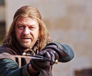 sean bean, game of thrones, and ned stark image