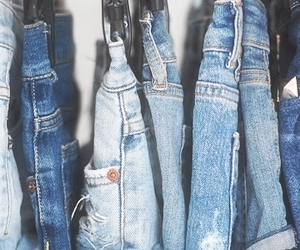 jeans, header, and blue image