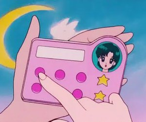 pink, sailor moon, and anime image