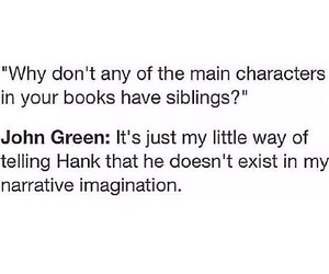 books, john green, and quote image
